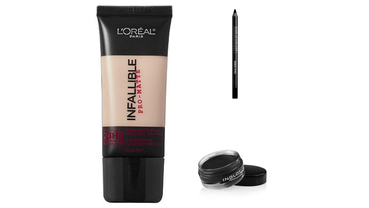 kit esencial de maquillaje