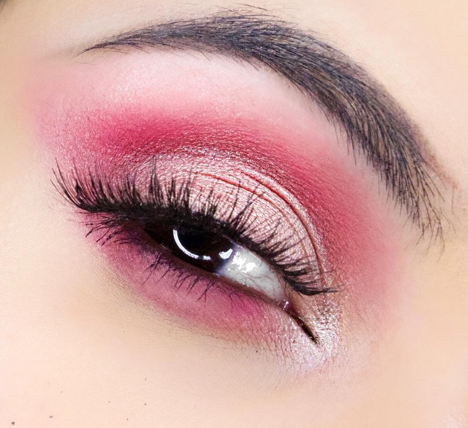 valentines makeup
