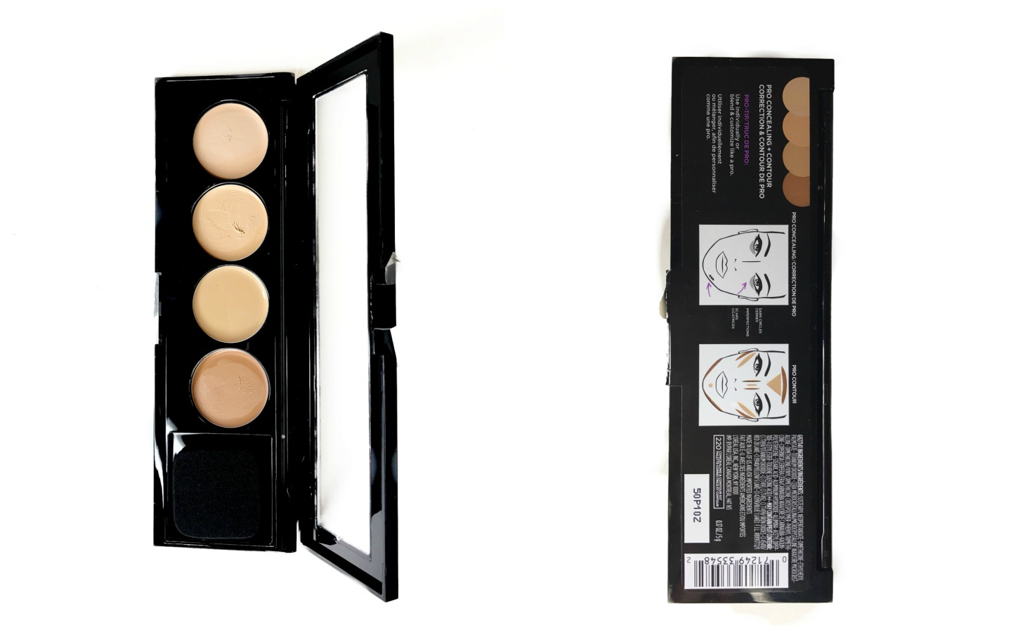 infallible-total-cover-concealing-and-countour-kit